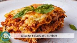 Lasagnes Bolognaises MAISON