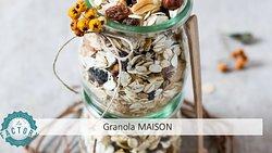 Notre Granola MAISON