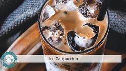 Notre ice Cappuccino