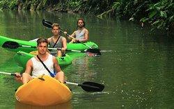 Kayak Puerto Viejo Costa Rica