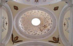 Basilica di San Pietro ad Aram, Via S. Candida, 4, Неаполь, январь.