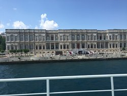 View from the Boat trip Bosporus Strait