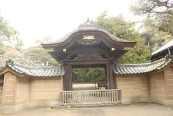 Karamon, porta cinese