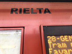 🚈 tram fermata Rielta