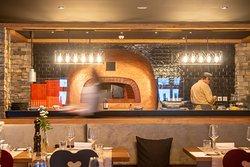 Unser mediterranes Restaurant Del Ponte
