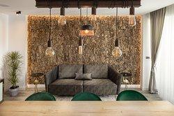 Living Area Executive Suite