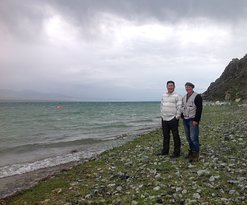 Lake Tolbo Bek and Ali