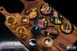 Beer tester, cervezas artesanales + maridaje (completo)