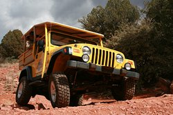 A Day in the West Jeep Tours