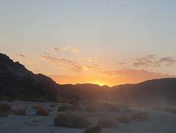 Elaba Mountain Sunset