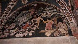 affreschi su soffitti