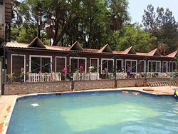 POOL AND POOL SIDE COTTAGES
