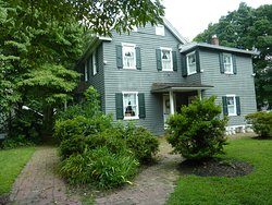 Present Day photo of 315 E. Maple Ave. Laurel Springs, NJ