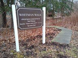 Entrance to Crystal Spring Park, Laurel Springs, NJ