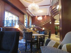 Lobby Area, Omni, San Francisco, CA
