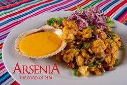 Todos Los Aromas y Sabores del Perú en un Solo Lugar @arseniarestaurant #COMIDAPERUANA