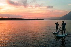 Activities: SUP from the Mosaic dock. Guided quad-biking (ATVs), Kayaking, guided bird-watching, hiking, mountain & fat bike rentals for the beach.