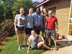 Victoria Falls Greenline Taxi & Tour
