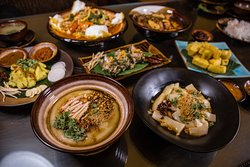 Try the variety of Shan cuisines