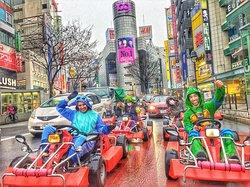 ストリートカート 渋谷