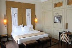 Room 20 comfy bed