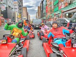STREET KART Akihabara No. 2