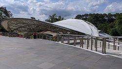 Panggung Anniversari open air amphitheatre