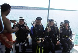 Amazing experience ! DIVING TOURS !!