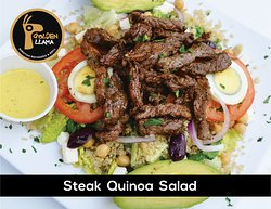 steak quinoa salad