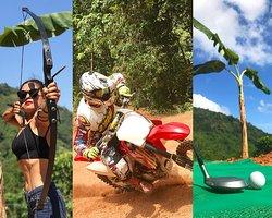 Motocross Phuket