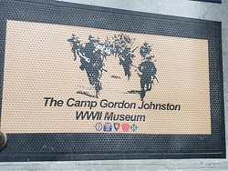 Camp Gordon Johnston WWII Museum