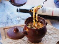 Болгарское блюдо - Каварма из ягненка