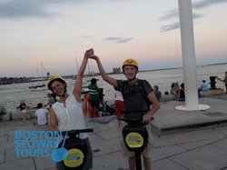 Join us on our#sunset#segway#toursfor an unforgettable time in#Boston. From the#FreedomTrailto the#harborside, you're sure to have some#funin the sun🌞www.bostonsegwaytours.net