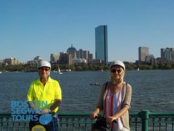 Riding a#cruise#shipinto#Bostonthis year? Find us near#FaneuilHallto #cruise the#citywith your#friendsand#family😎#Segway#toursshow you so much, in so little time!😃www.bostonsegwaytours.net
