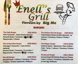 Enell's Grilll