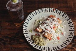 Happy hour taquito special Mon - Thurs 2-4