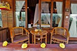 2 Bedroom Cottage Balcony