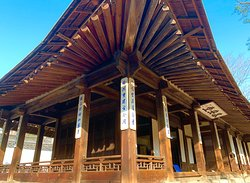 Moments in Time @ The Unhyeongung Palace - Seoul, Korea 2020.