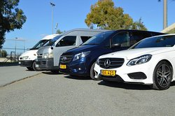 We can arrange for your hotel taxis from both Larnaca airport and Paphos airport, wedding transportation, seminar and conference transportation and sightseeing tours in Cyprus.