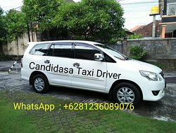 Candidasa Taxi Driver