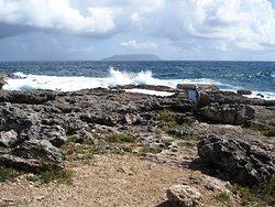 Pointe de Châteaux Guadeloupe