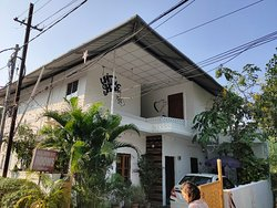 A decent homestay close to the beach