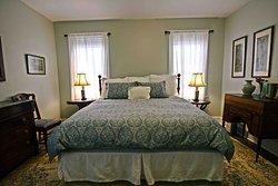 Junior Suite King Bed. Room 6