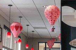 Valentines at Chick-fil-A Elkin NC