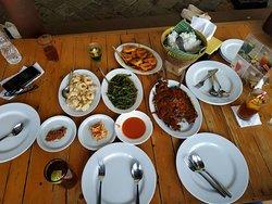 Lunch at Bandar Djakarta Ancol