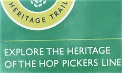 1.  The Hop Pickers Line