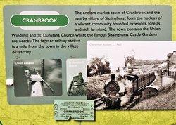 8.  The Hop Pickers Line;  Cranbrook
