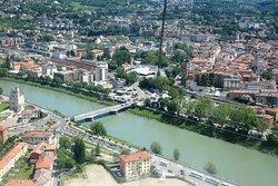 Schitterend uitzicht over Trentino