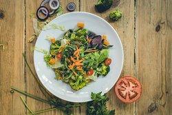 Superfood salad is amazing!