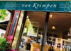 Van Krimpen Amsterdam Oldest Wine Store